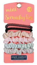 Load image into Gallery viewer, Mini Scrunchie Ties