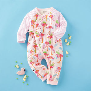 Muslin Flamingo Sleeper