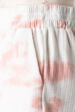 Load image into Gallery viewer, Tie Dye Summer Shorts-Peach