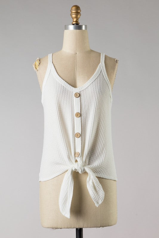 Carter Button Tank