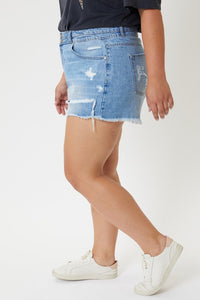 Curvy Hazel High Rise Short