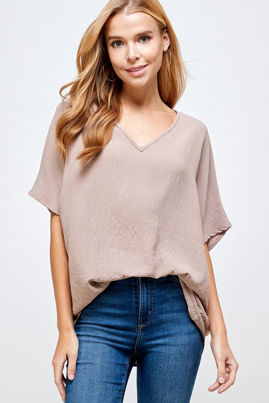 Relaxed Ruthie Top