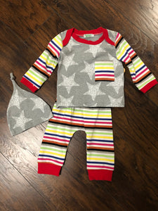Stars & Stripes Baby Boy Set