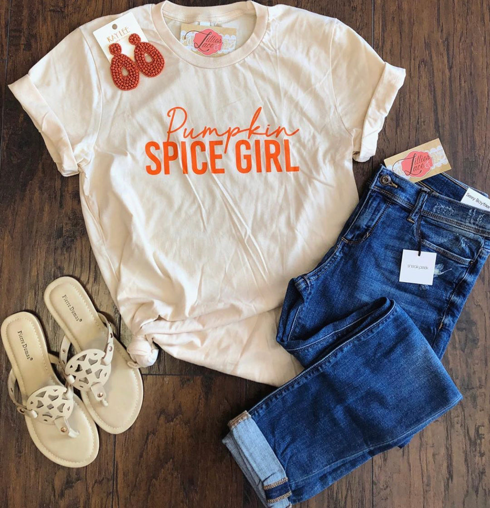 Pumpkin Spice Girl Tee