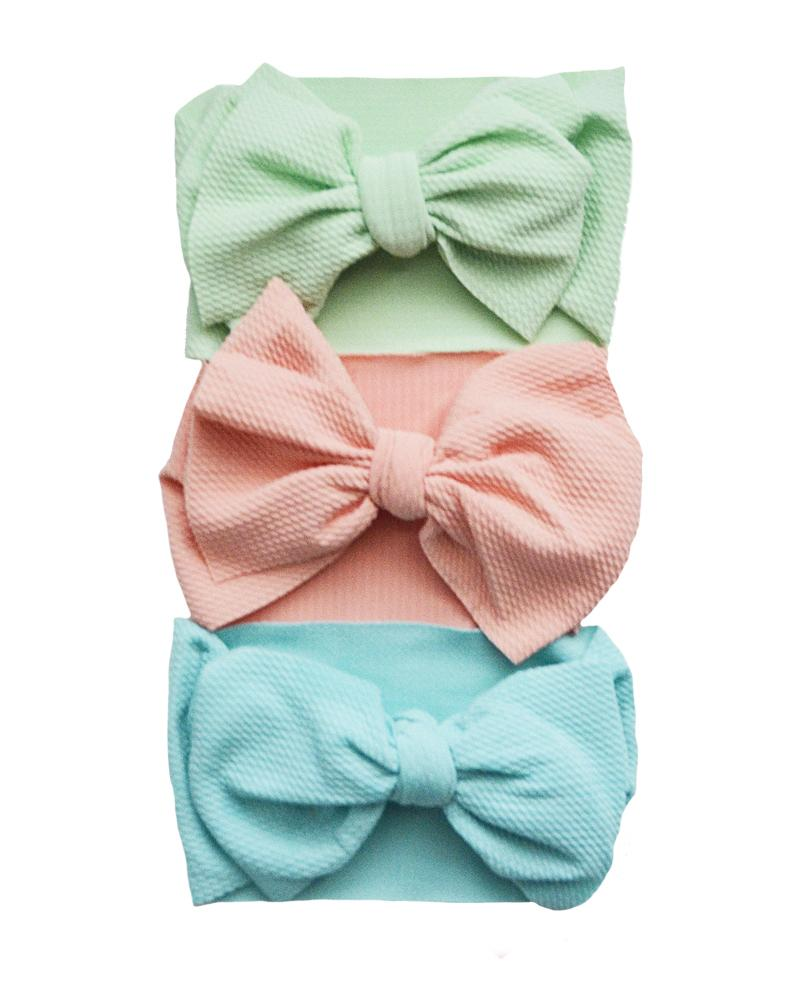 Cotton Candy Headwrap Collection