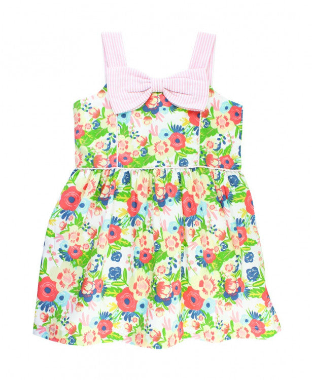 English Garden Toddler Dress