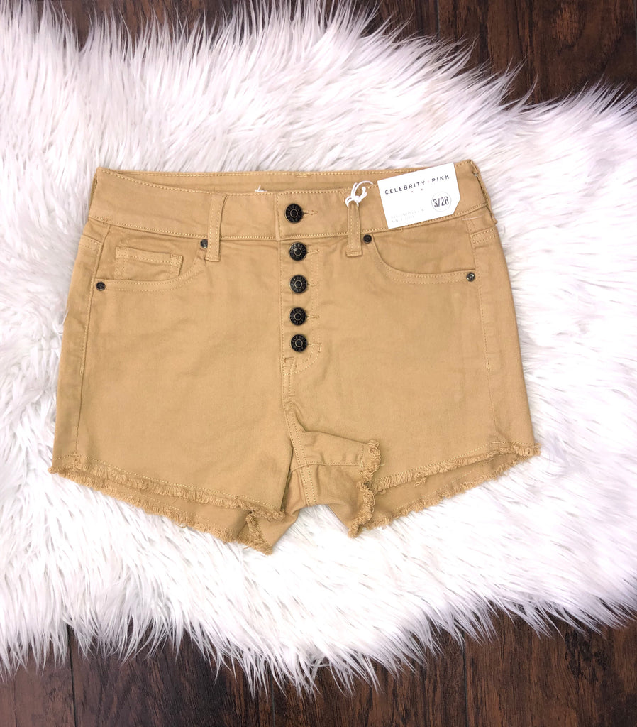 Gold Ice Summer Short