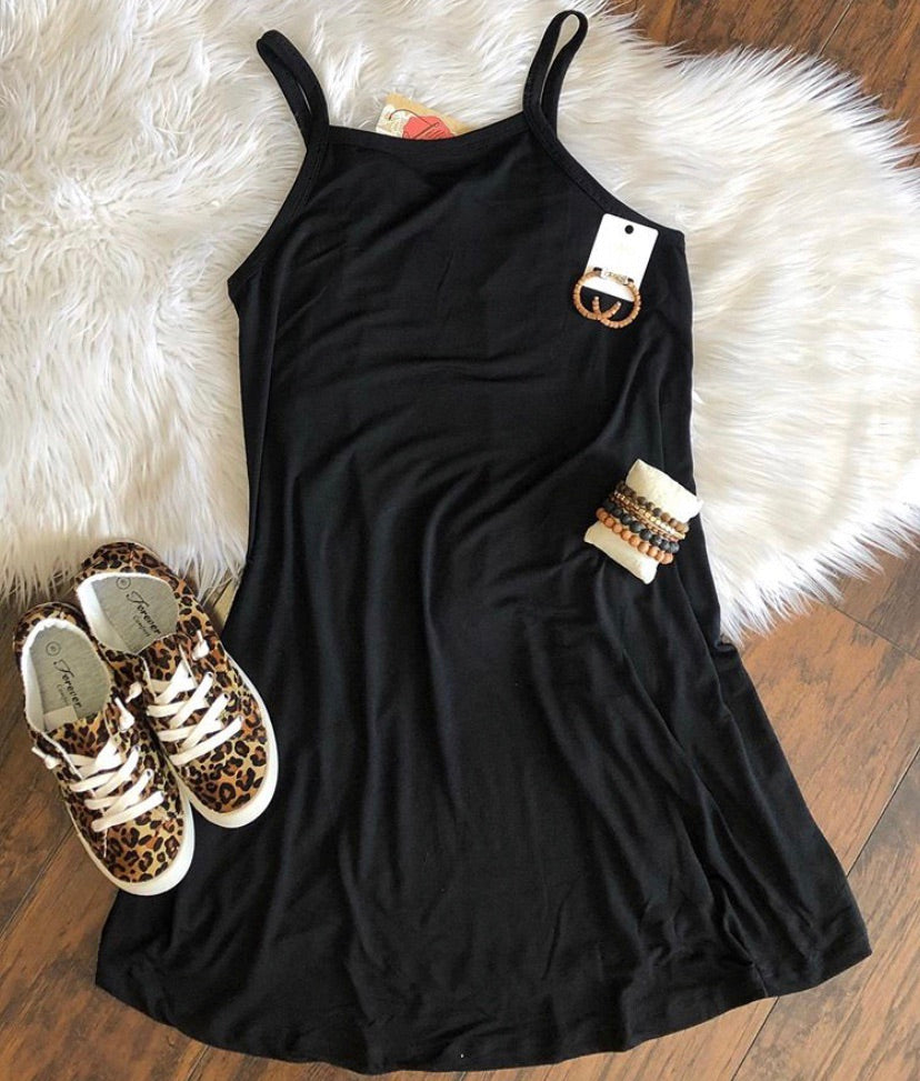 Dark Side Tank Dress