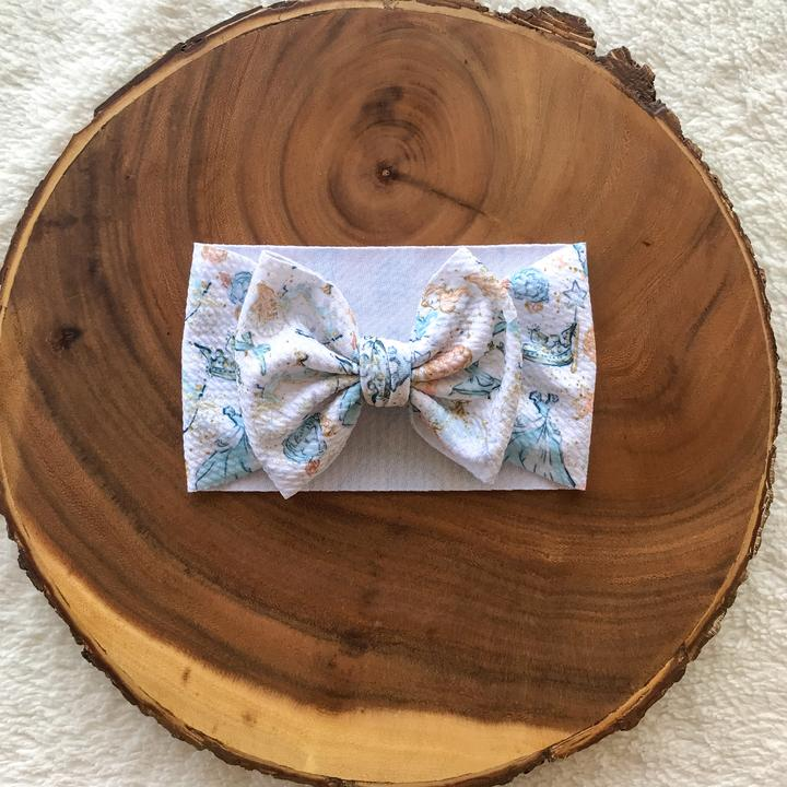 Little Royal Headwrap-Cinderella