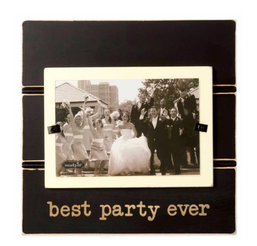 Best Party Ever Frame