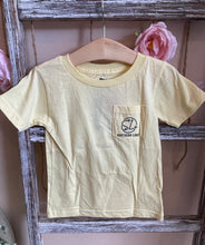 Load image into Gallery viewer, Toddler Tarpon Tee-Yellow