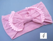 Load image into Gallery viewer, Nylon Scallop Trim Headband