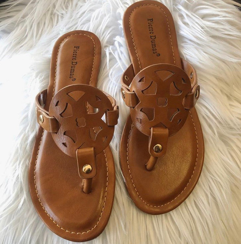 Tan Limit Sandal