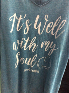 SF-Well With My Soul