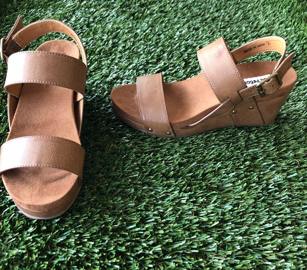 Revy Wedge Sandal