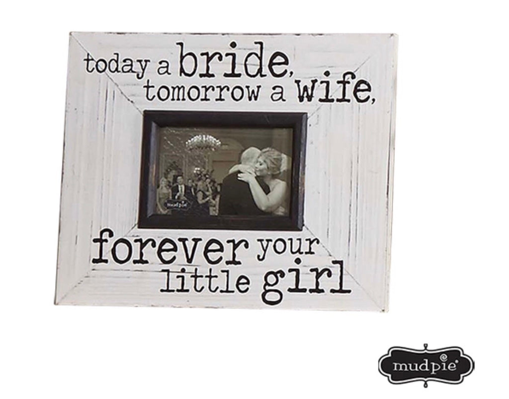 Today a Bride Frame