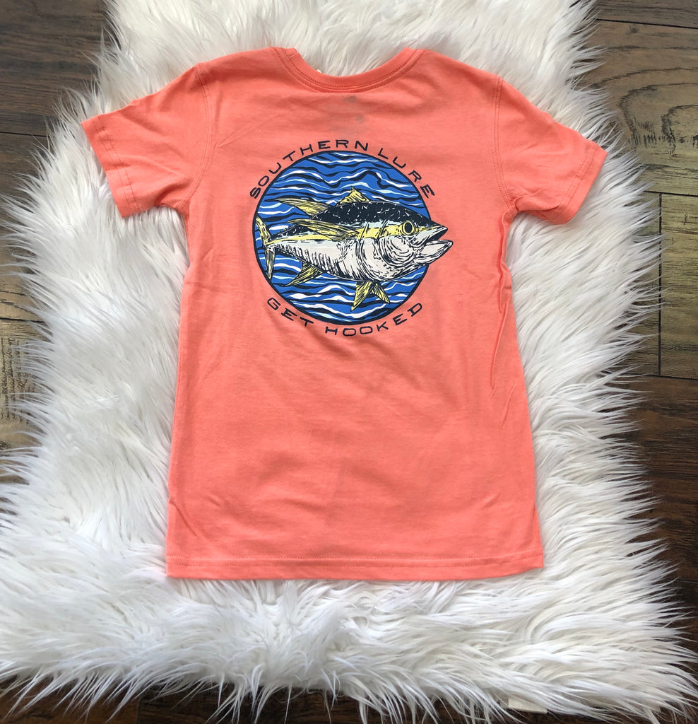 Toddler Tuna Circle Tee