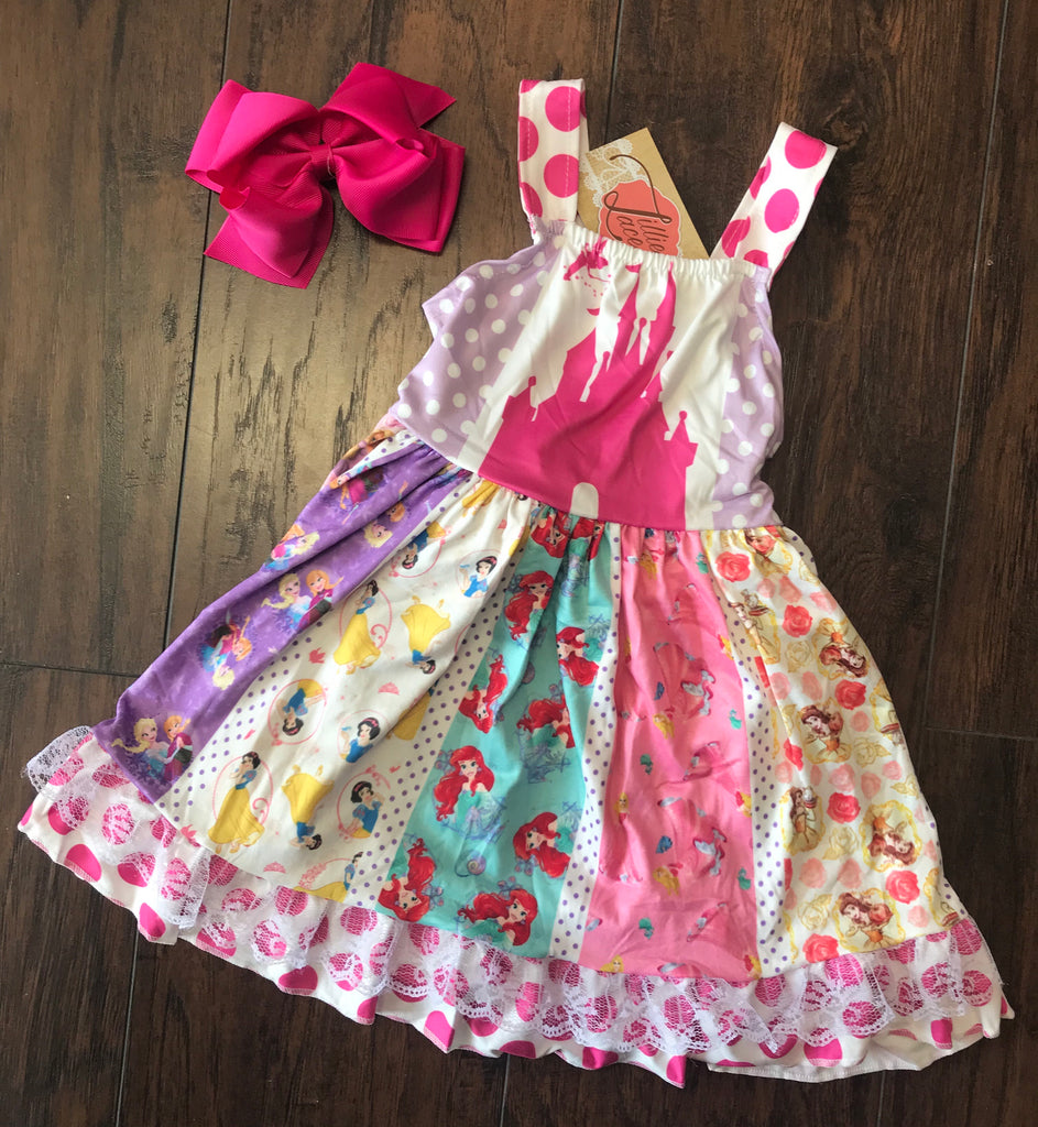 Princess Swirl Dress