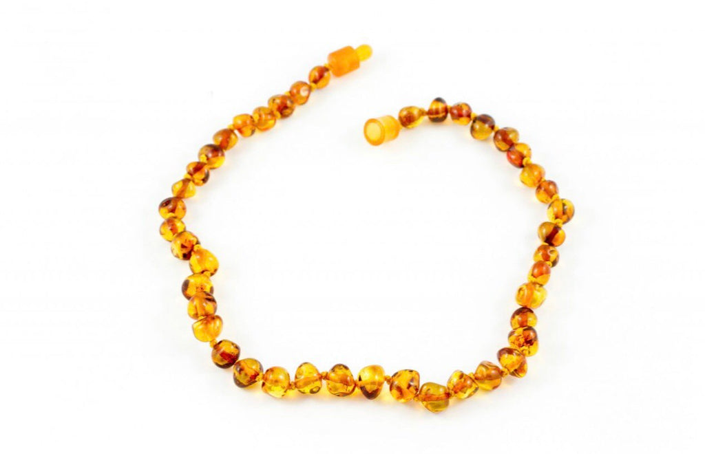 Balticamber Cognac Necklace