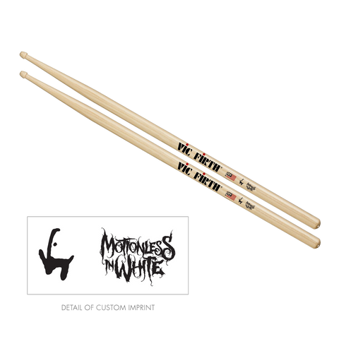 Graveyard Shift CD + Vinny Mauro's Drum Sticks