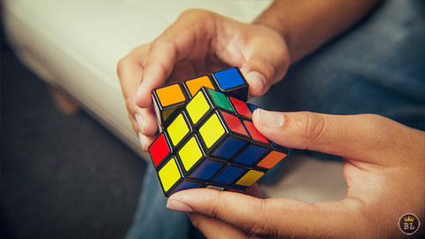 Mutant Power : Rubix Cube Training Program