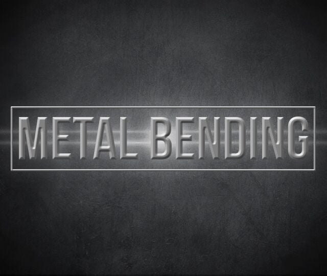 Bend Metal With Your Mind