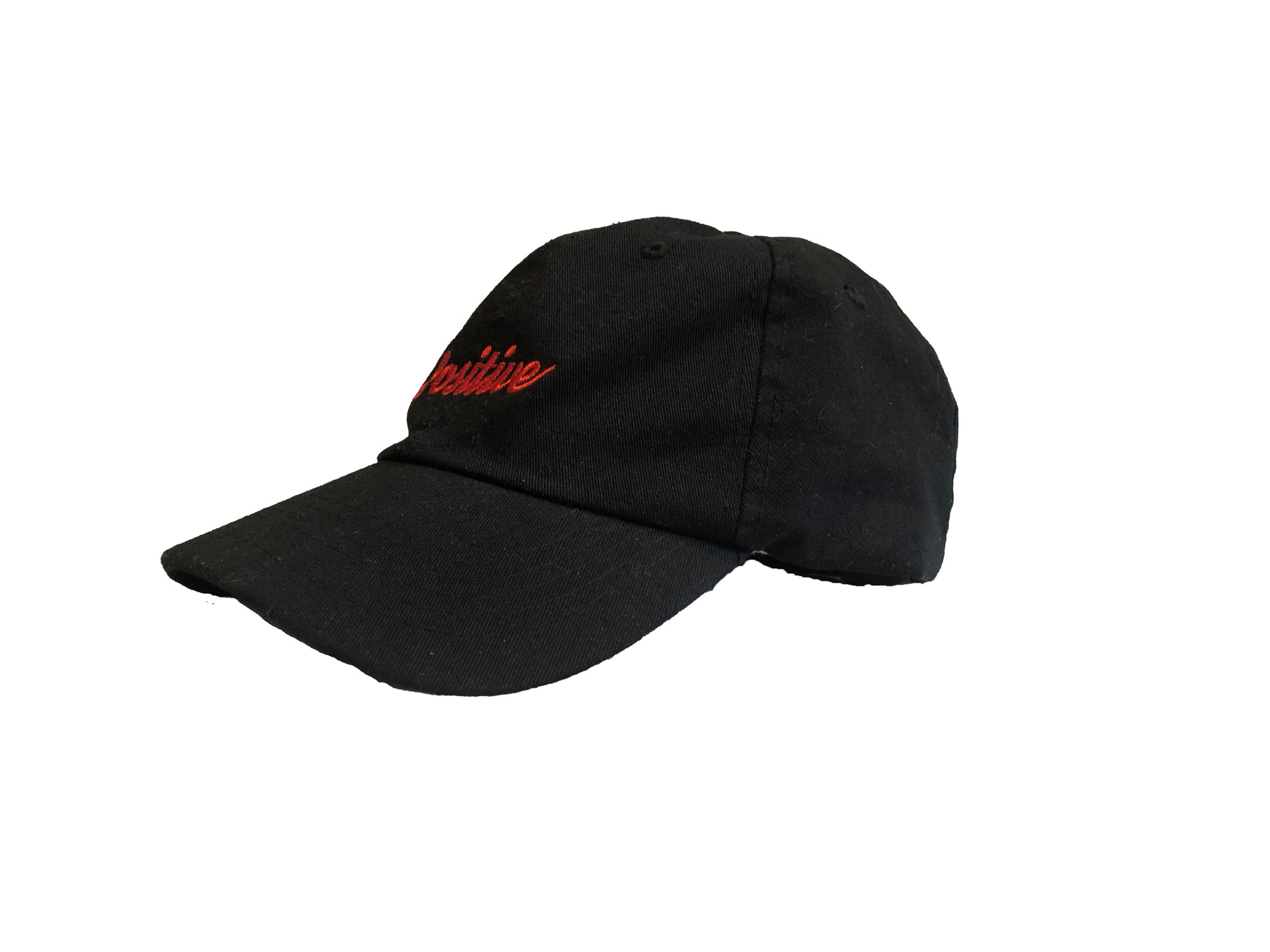 Positive Embroidered Cap