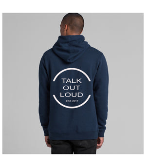 Talk Out Loud Hoodie