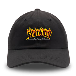 Audra The Rapper Soulfully Ratchet Dad Hat