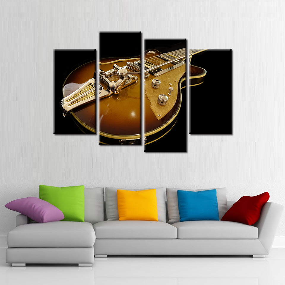 My Guitar Canvas Set