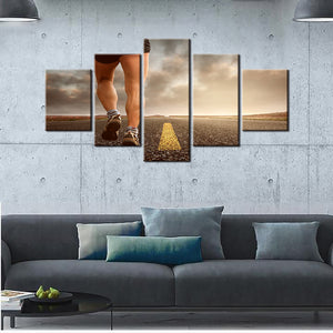 Runner 5 Pcs Canvas Set
