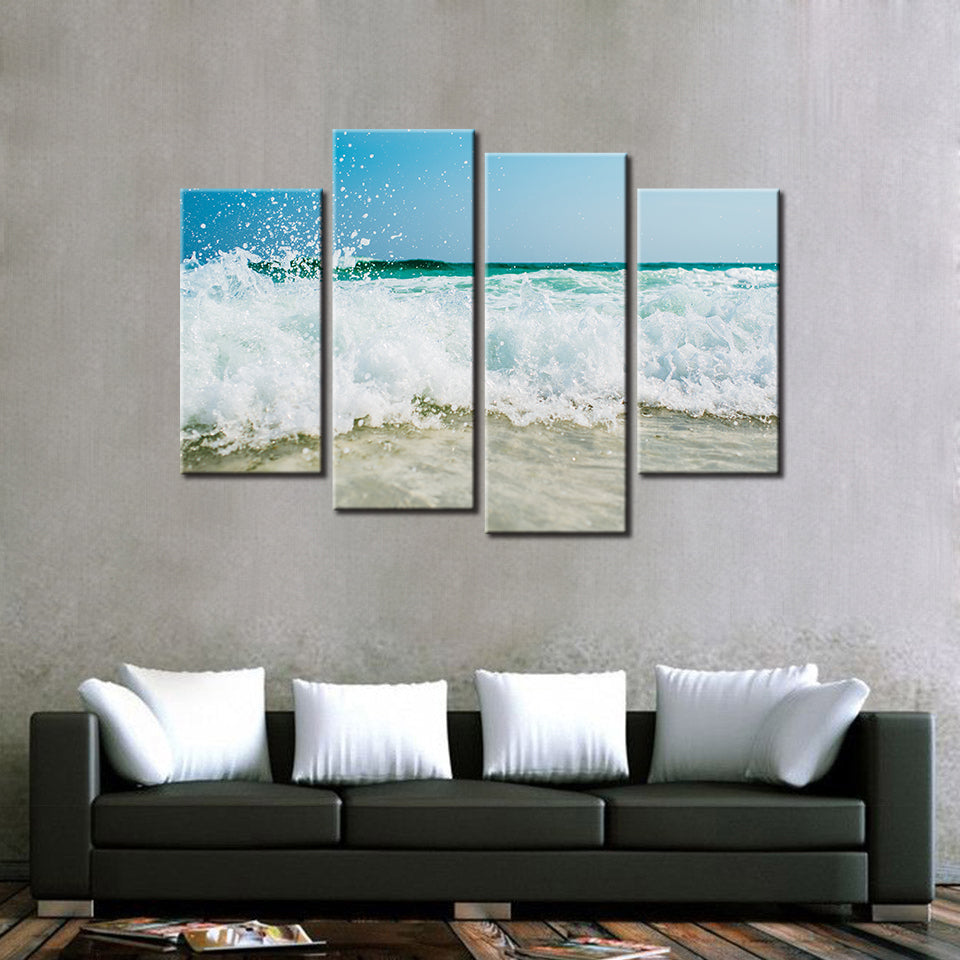Ocean Canvas Set