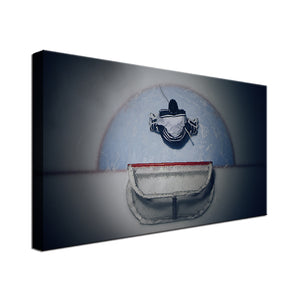 Ice Hockey Single Canvas