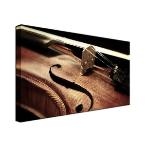 Violin Single Canvas