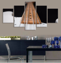 My Guitar Canvas 5 Pcs Wall Art