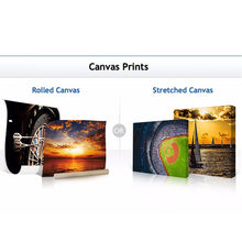 Custom Made - Your Own Picture On A Canvas 5 Pcs