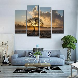 Serenity Canvas Set