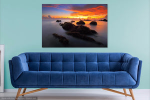 Sea Single Canvas