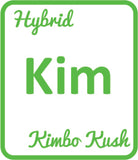 Buy Cannabis Terpene Profile Kimbo Kush