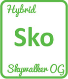 Buy Cannabis Terpene Profile Skywalker OG