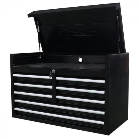 "Montezuma 36"" 8-Drawer Tool Chest BK3608CH - Tool Chest King"