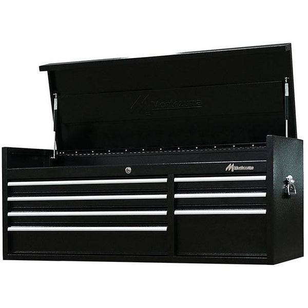 "Montezuma 56"" 7-Drawer Tool Chest BK5607CH - Tool Chest King"