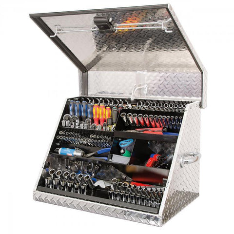 "Montezuma 26"" Portable Toolbox SE250AL - Tool Chest King"
