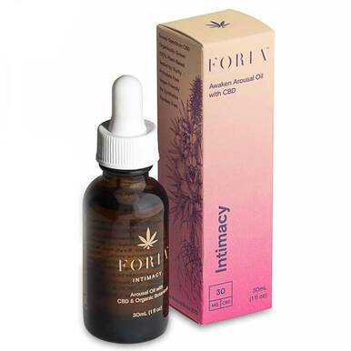 Foria Wellness - CBD Topical - Awaken Arousal Oil - 30mg