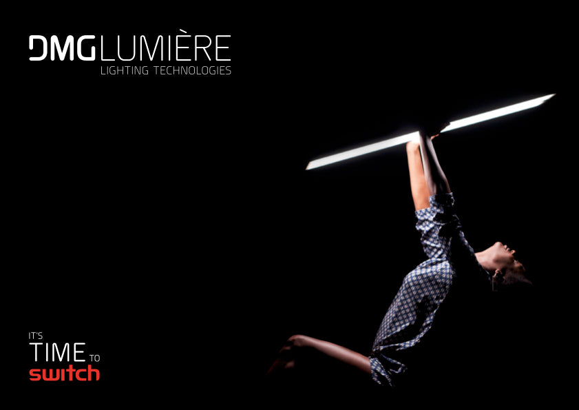 New DMG LUMIÉRE  Switch Range Arrived in South Africa