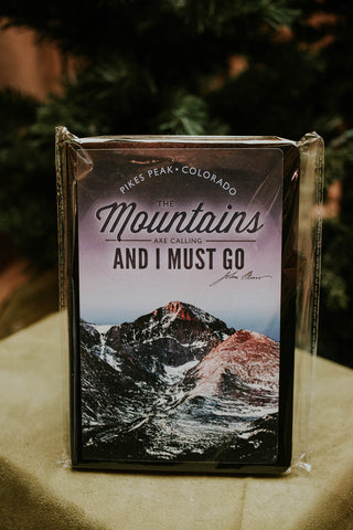 Journal Mountains are Calling