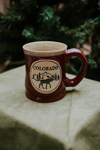 Mug San Moose - Assorted Colors