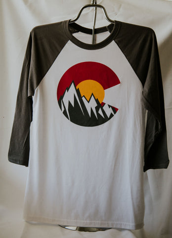 Baseball CO Flag Tee