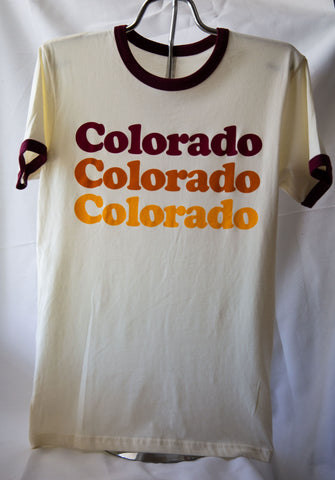 Retro Colorado Tee