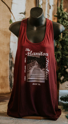 Incline Triblend Tank Top